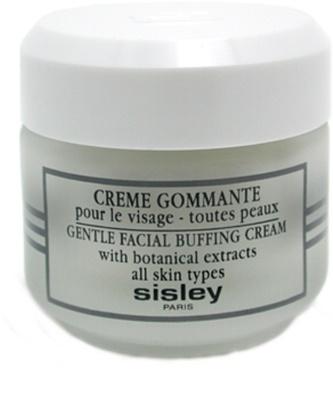 Sisley Skin Care exfoliante limpiador para todo tipo de pieles