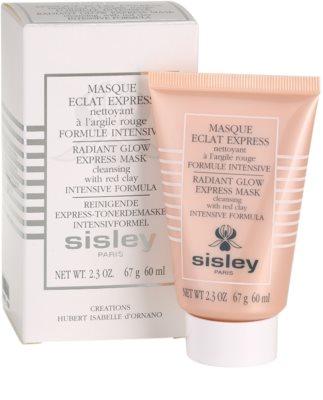 Sisley Skin Care маска для шкіри обличчя для сяючої шкіри 1