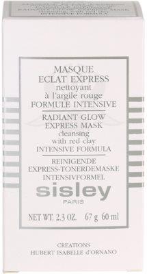 Sisley Skin Care маска для шкіри обличчя для сяючої шкіри 3