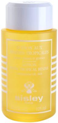Sisley Cleanse&Tone apa pentru curatarea tenului pentru ten mixt si gras