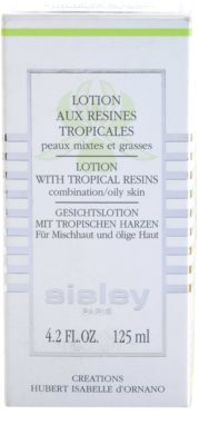 Sisley Cleanse&Tone apa pentru curatarea tenului pentru ten mixt si gras 2