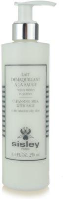 Sisley Cleanse&Tone Hautreinigungsmilch für fettige und Mischhaut