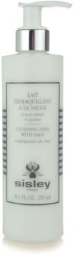 Sisley Cleanse&Tone очищуюче молочко для обличчя для комбінованої та жирної шкіри