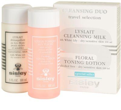 Sisley Cleanse&Tone lote cosmético I. 2
