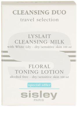 Sisley Cleanse&Tone kozmetika szett I. 3