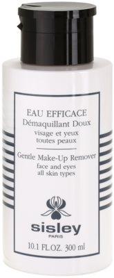 Sisley Eau Efficace засіб для зняття макіяжу для обличчя та шкіри навколо очей