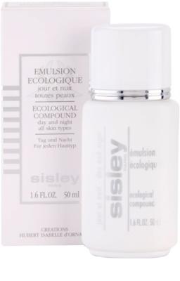 Sisley Ecological Compound хидратираща емулсия  за всички типове кожа на лицето 1