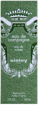 Sisley Sisley Eau de Campagne eau de toilette unisex 1