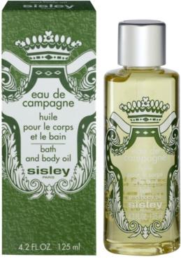Sisley Eau de Campagne óleo perfumado unissexo