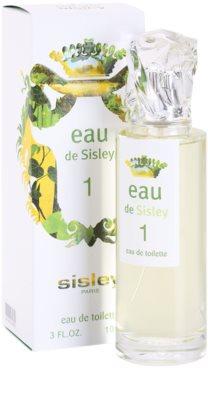 Sisley Eau de Sisley 1 Eau de Toilette para mulheres 1
