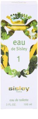 Sisley Eau de Sisley 1 Eau de Toilette pentru femei 4