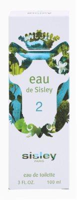 Sisley Eau de Sisley 2 toaletní voda pro ženy 4