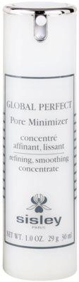 Sisley Global Perfect serum do wygładzenia skóry i zmniejszenia porów