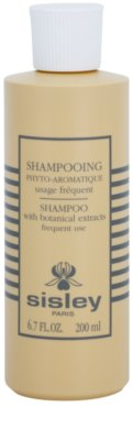 Sisley Hair Care sampon de curatare delicat cu uleiuri esentiale