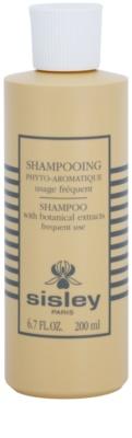 Sisley Hair Care делікатний очищуючий шампунь з есенціальними маслами