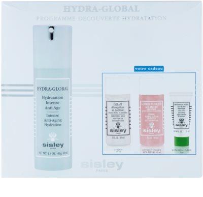 Sisley Hydra Global lote cosmético II.