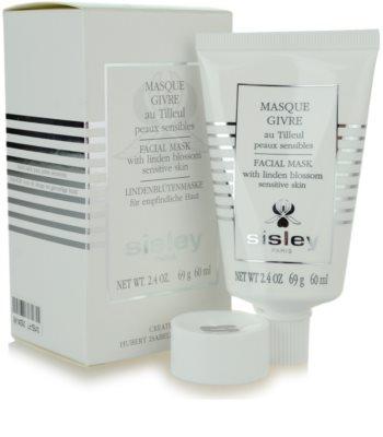 Sisley Masks masca pentru fata pentru piele sensibila 1