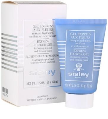 Sisley Masks ekspresna gelasta maska za svežo in žametno kožo 1