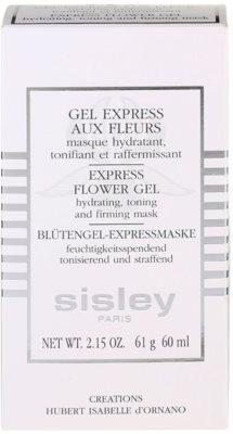 Sisley Masks ekspresna gelasta maska za svežo in žametno kožo 2