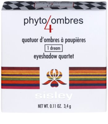 Sisley Phyto 4 Ombres sombras 2