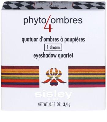 Sisley Phyto 4 Ombres cienie do powiek 2