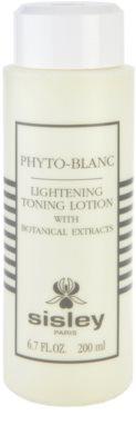 Sisley Phyto-Blanc tónico limpiador facial