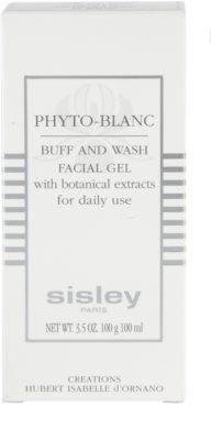 Sisley Phyto-Blanc gel de curatare facial 3