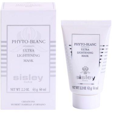 Sisley Phyto-Blanc máscara iluminadora 1