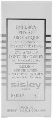 Sisley Phyto-Aromatique nega za oči in ustnice z rastlinskimi izvlečki 2