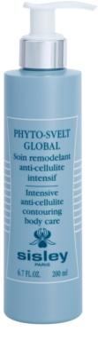 Sisley Phyto-Svelt Global intenzivní krém proti přetrvávající celulitidě