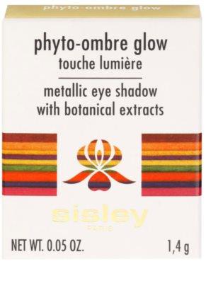 Sisley Phyto-Ombre Glow sombras de ojos con acabado nácar 3