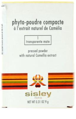 Sisley Phyto-Poudre Compacte pó compacto 2