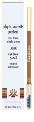 Sisley Phyto-Sourcils Perfect lápis de sobrancelhas com escova 3