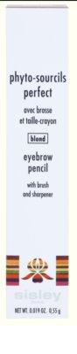 Sisley Phyto-Sourcils Perfect lápis de sobrancelhas com escova 4