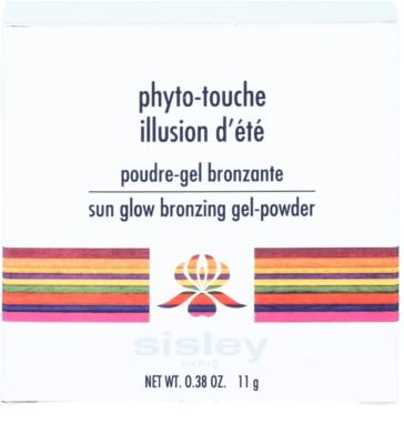 Sisley Phyto-Touche Illusion d'Eté pudra de talc pentru bronz 2