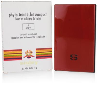 Sisley Phyto-Teint Éclat Compact kompaktní make-up 1