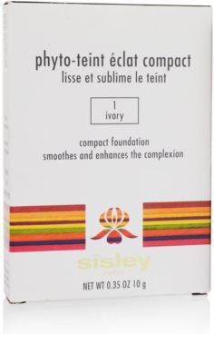 Sisley Phyto-Teint Éclat Compact kompaktní make-up 2