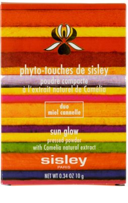 Sisley Self Tanners bronz puder 2