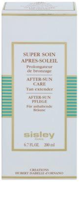 Sisley After Sun crema de corp hidratanta mentinerea bronzului 2