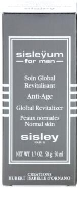 Sisley For Men Sisleyum cuidado complejo efecto revitalizante y antienvejecimiento para pieles normales 2