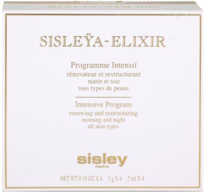 Sisley Sisleya tratament facial pentru a restabili fermitatea pielii 3