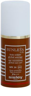 Sisley Sun crema protectora antiedad  SPF 30