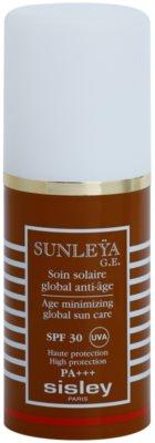 Sisley Sun védőkrém a bőröregedés ellen SPF 30