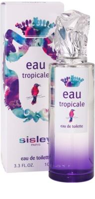 Sisley Eau Tropicale Eau de Toilette pentru femei 1