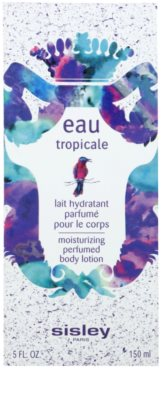 Sisley Eau Tropicale leche corporal para mujer 2
