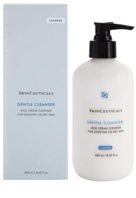 SkinCeuticals Cleanse ніжчий очищуючий крем для чутливої сухої шкіри 1