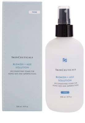 SkinCeuticals Tone тонік для зрілої шкіри з недоліками 2