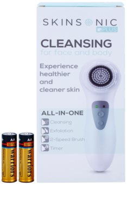 Skinsonic +Plus Cleansing čistiaca kefka na pleť 2