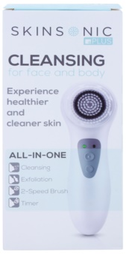 Skinsonic +Plus Cleansing Reinigungsbürste für die Haut 3