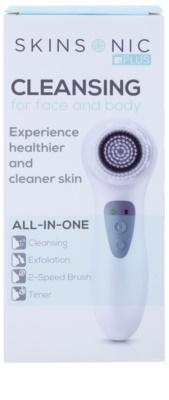 Skinsonic +Plus Cleansing čistiaca kefka na pleť 3